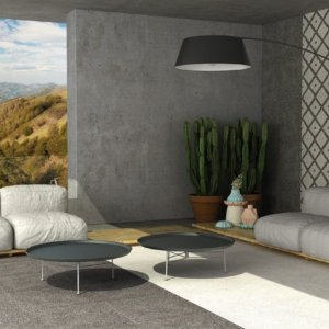 Istria Tiles on a Beautiful Patio 2048x2048