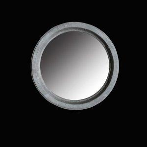 cement mirror