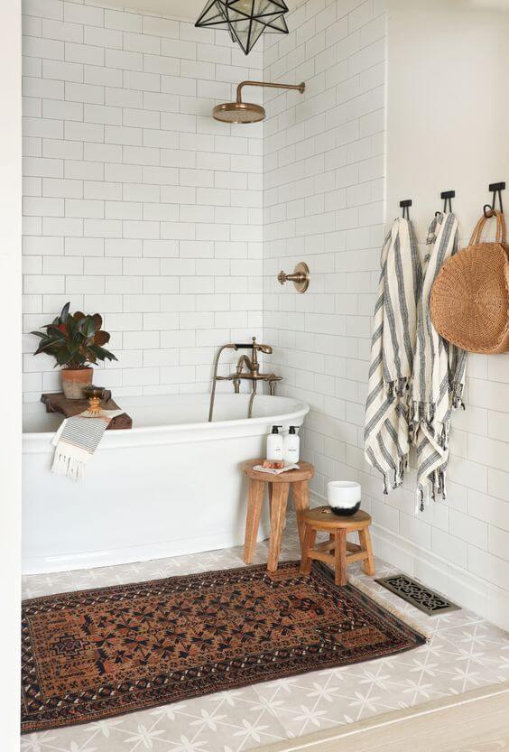πετσέτες χαμάμ για το μπάνιο