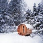 barell sauna