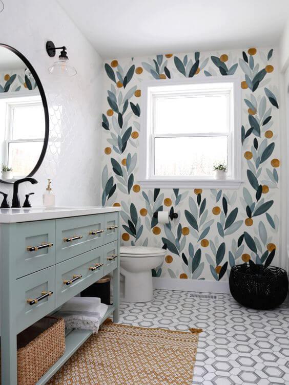 χρώματα για το μπάνιο